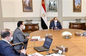 الرئيس السيسي يوجه بترقية الموظفين المستوفين لاشتراطات الترقية