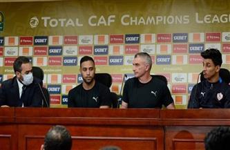 أحمد عيد: جاهزون للترجي التونسي.. ولم نتأثر برحيل «باتشيكو»