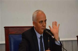 «حجازي» لـ«بوابة الأهرام»: قرار الرئيس بزيادة الرواتب يعكس حرصه لتحقيق الرضا الوظيفي لمعلمي الأجيال