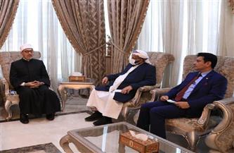 أمين «البحوث الإسلامية» يلتقي وزير الأوقاف اليمني لبحث مواجهة التطرف ونشر صحيح الدين | صور