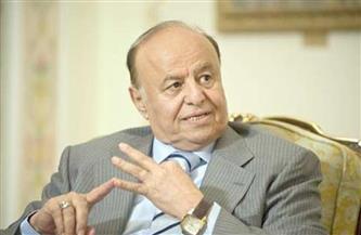 الرئيس اليمني يشيد بمواقف التحالف العربي لدعم الجيش في قتال الحوثيين