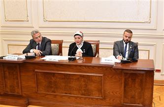 """""""مشروعات النواب"""" توافق على بيان وزير التنمية المحلية"""