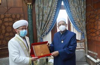 الإمام الأكبر: الأزهر لن يتأخر في دعم قضايا الأمة وتلبية احتياجاتها العلمية والفكرية | صور