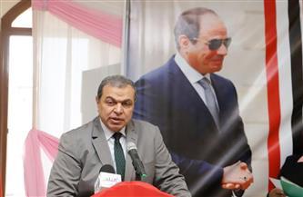 سعفان: «القوى العاملة» أسهمت بـ مليار و400 مليون جنيه لدعم العمالة غير المنتظمة