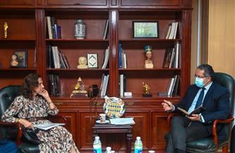 وزير السياحة يبحث مع سفيرة كولومبيا بالقاهرة تعزيز أوجه التعاون