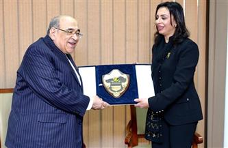 «القومي للمرأة» يوقع بروتوكول تعاون مع مكتبة الإسكندرية | صور