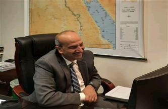 مندوب مصر الدائم لدى الاتحاد الإفريقي يحتفي بالعلماء المصريين الحاصلين على جائزة «كوامي نكروم»   صور