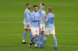 مانشستر سيتي يعبر إلى ربع نهائي دوري الأبطال بسهولة