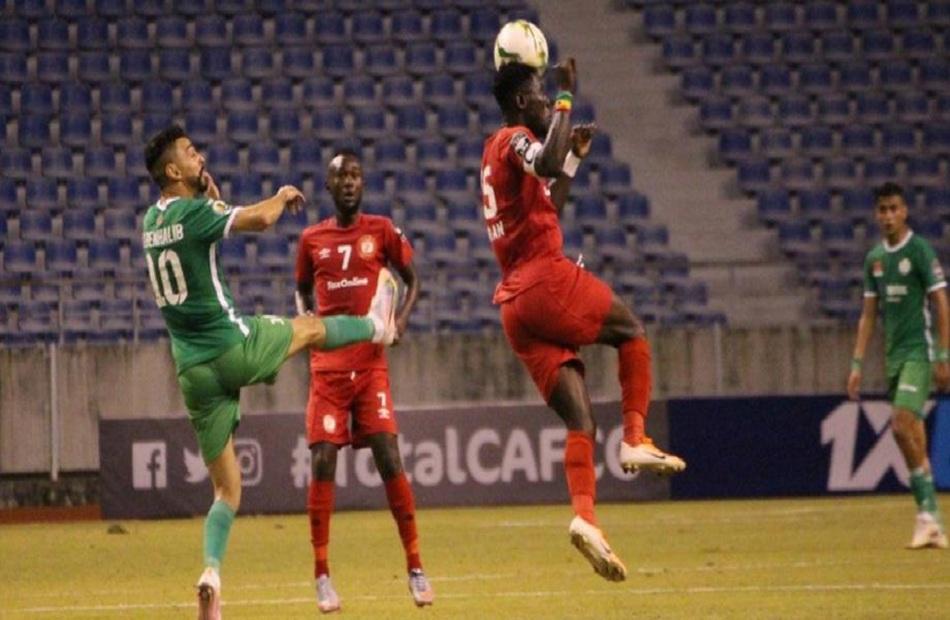 منافس بيراميدز بالكونفدرالية الرجاء المغربي يستعد لإقالة مدربه جمال سلامي