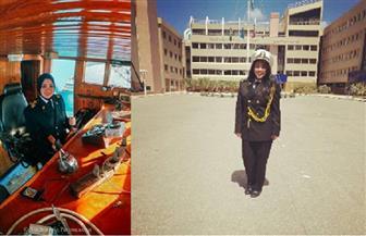 تعظيم سلام لسيادة القبطان.. «ميادة وريم» أول فتاتين تحصلان على جواز سفر بحرى