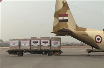 مصر ترسل مساعدات طبية إلى جنوب السودان واليمن