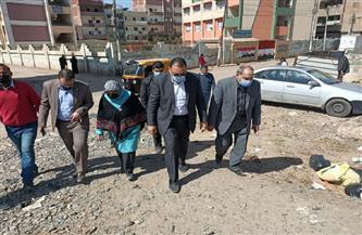 محافظ الشرقية يتفقد نفقي مشاة في أبو كبير وههيا| صور