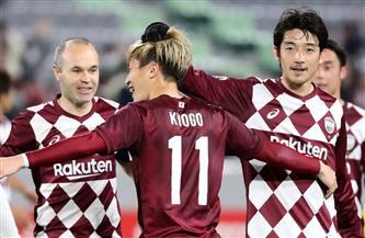 فيسيل كوبي الياباني يجدد عقد «إنيستا»