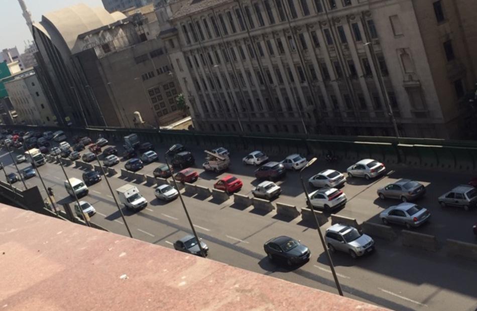 جهود مكثفة لمرور القاهرة لسحب الكثافات وتنظيم السير