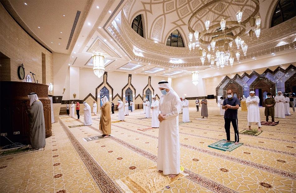 كيف ستتعامل دبي مع الخيام الرمضانية ومدة صلاة العشاء والتروايح بوابة الأهرام