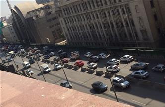 كثافات بشوارع القاهرة وانتشار مكثف للخدمات المرورية