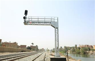 النقل: دخول برج إشارات بلصفورة الخدمة بطول 8 كم بمشروع تطوير نظم الإشارات
