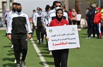 انطلاق منافسات دور الثمانية ببطولة دوري مراكز الشباب للصم