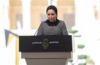 أبرز تصريحات السيدة انتصار السيسي في احتفالية المرأة المصرية