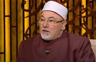 """خالد الجندي: """"المنافقون أيام سيدنا محمد كانوا يتظاهرون بالصلاة وينشرون الفتن"""""""