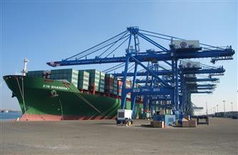 تصدير 1500 طن رمل و15158 طن فوسفات و23325 طن يوريا و 3400 طن مولاس من ميناء دمياط