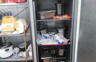ضبط مسئول محل لحيازته مواد غذائية غير صالحة للاستهلاك الآدمي بعابدين