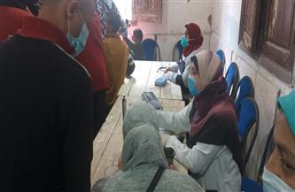الكشف على 700 مواطن في قافلة طبية بالمنتزه شرق الإسكندرية  صور