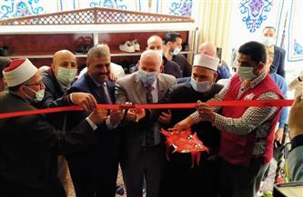 افتتاح 3 مساجد جديدة في دمياط بتكلفة 10 ملايين و850 جنيها| صور