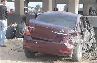 بعد 4 أيام من البحث.. انتشال جثة الطفل آخر ضحايا حادث غرق سيارة في ترعة السلام