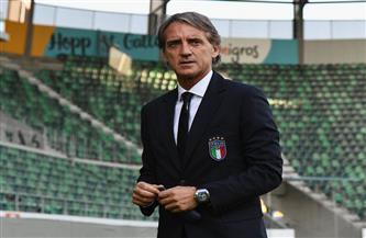 «مانشيني» يستثني «كين» من قائمة شبه نهائية لإيطاليا
