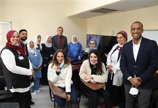 جامعة عين شمس توفر العلاج لأول طفل مصري يتلقى الدواء الأعلى سعرا بالعالم بقيمة 34 مليون جنيه|صور