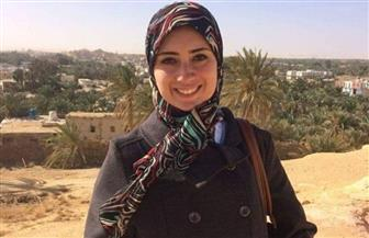 عشقي للغات والتاريخ كان السبب.. شروق سيف:أروِّج لمصر بالفرنسية  حوار