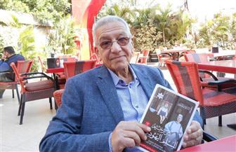 مدير الإنتربول المصري بفرنسا سابقا الروائي كمال رحيم: يهودي فرنسي من «الظاهر» سـبب كـتابتي الثـلاثية