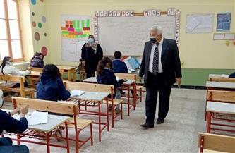 وكيل تعليم الإسكندرية: الامتحانات تجرى في أجواء مستقرة ولم نتلق شكاوى| صور