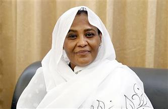 مريم الصادق المهدي: سعدت برؤية الرئيس السيسي حول أهمية العلاقات المصرية السودانية