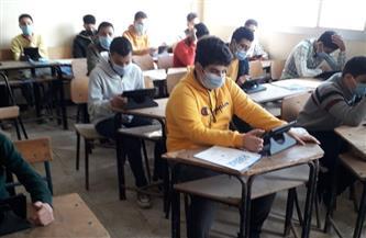تعليم القاهرة: انتظام امتحانات الصف الثاني الثانوي في جميع اللجان