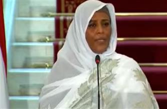 وزيرة خارجية السودان: نسعى لدفع العلاقات الاقتصادية والدبلوماسية قدما مع مصر