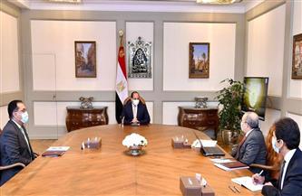 الرئيس السيسي يوجه بالتطوير المتواصل لمصانع الإنتاج الحربي وتعزيز التعاون مع الخبرات العالمية