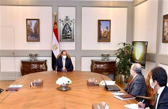 الرئيس السيسي يوجه بتعزيز التعاون مع كبرى الشركات العالمية لامتلاك التكنولوجيا الحديثة وتوطينها في مصر
