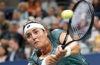 فوز التونسية أنس جابر على الروسية بلينكوفا في بطولة قطر المفتوحة للتنس