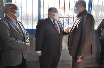 رئيس جامعة حلوان يعلن عن قرارات مهمة للتيسير على الطلاب أثناء الامتحانات   صور
