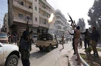 اشتباكات بين مرتزقة الاحتلال التركي في سوريا