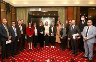 """""""تنسيقية شباب الأحزاب"""" تثمن جهود الأكاديمية الوطنية للتدريب في النهوض بأبناء مصر"""