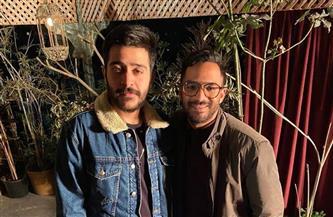 """عبد الرحمن رشدي يطلق دويتو """"نشكي لمين"""" مع أحمد كامل   صور"""
