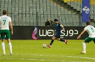 بيراميدز يحقق فوزًا صعبًا على المصري بثنائية بالدوري الممتاز | صور