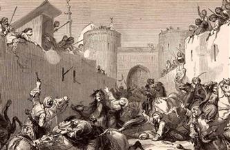 من هو الناجى الوحيد من مذبحة القلعة؟ وكيف فعلها؟   صور