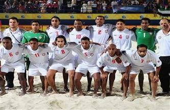 قائد المنتخب الإماراتي للكرة الشاطئية يكشف مكاسب استئناف نشاط اللعبة