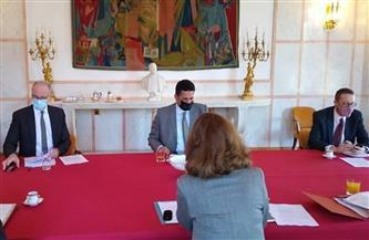 إطلاق برنامج شهر الفرانكفونية لمجموعة سفراء الدول الأعضاء برئاسة سفير مصر في بلجراد | صور