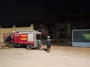 السيطرة على حريق السادات.. ومصدر أمني يكشف سبب الحادث| صور