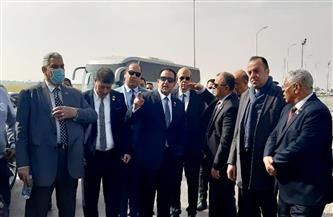 """""""نقل النواب"""": إنشاء محور جناكليس الصحراوي بتكلفة 4 مليارات جنيه للحد من الحوادث وتحقيق التنمية الشاملة  صور"""